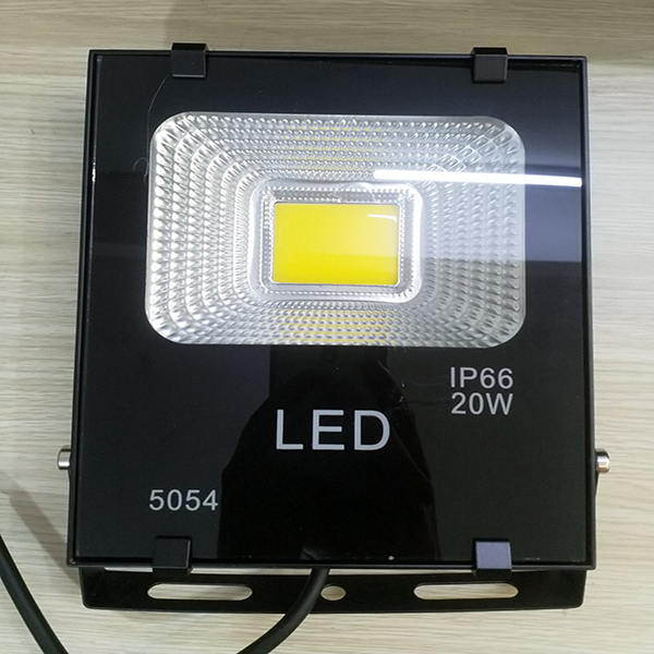 Đèn Pha Led 20w COB 5054