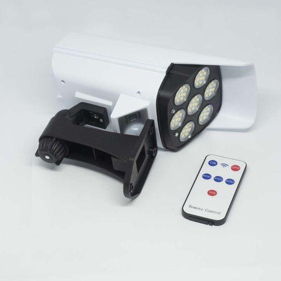 Đèn led cảm ứng Camera