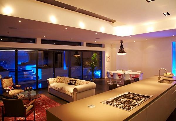Sử dụng đèn led tại TNR-Goldlight. Giải pháp chiếu sáng hiện đại cho ngôi nhà bạn