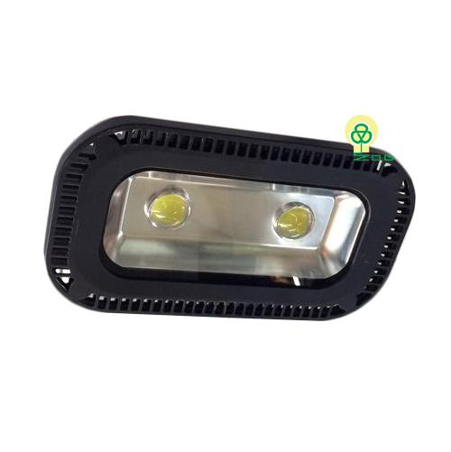 Đèn Pha LED 100w Lúp Đen