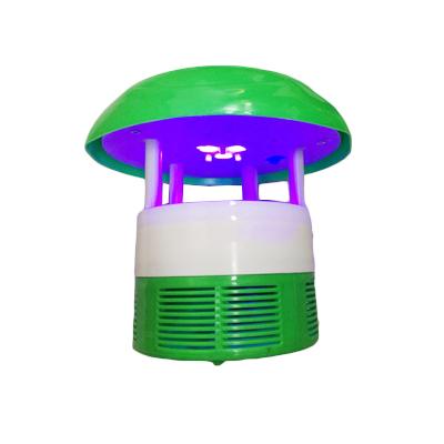 Đèn LED bắt muỗi thông minh