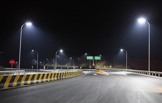 Đèn pha led chiếu đường