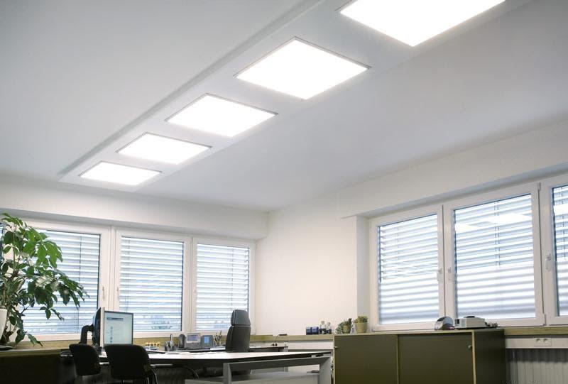 Đèn led Panel tấm âm trần